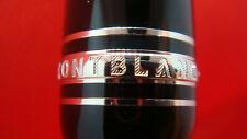 Stylo rollerball NEUF MONTBLANC P 162 Legrand noir/platine N°MBCF3.....475€
