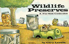 Wildlife Preserves: A Far Side Collection, Gary Larson, Used; Good Book