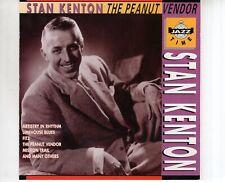 CD STAN KENTONthe peanut vendorPORTUGAL EX+ (B3576)