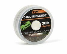 Fox Submerged Camo Bleifrei Anführer 13,6 kg - 10m