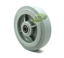 "Colson Performa Wheel, 6""X1-1/2"",1/2&# 034; Center, Precision Bearings, Buffers, Carts"