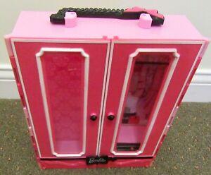 Barbie Clothes Toy  Cabinet BMB99 2013 Mattel