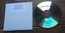 iLikeTrains Terra Nova rare promo CD