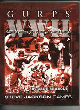 Steve Jackson Games, GURPS RPG-II Guerra Mundial (Segunda Guerra Mundial) normativa