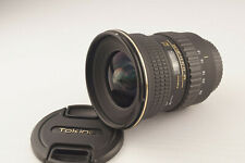 Tokina AT-X Pro AF 12-24mm F4 (IF) DX Canon Mount # 5069