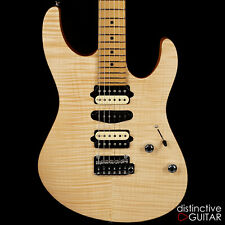 BRAND NEW SUHR MODERN SATIN FLAME LIMITED EDITION NATURAL HSH ROASTED MAPLE NECK