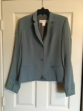 GARFIELD & MARKS Suit Coat - Heather Green - Size 8