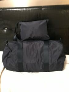 NEW Authentic Rolex Navy Blue Polyester Duffle Sports Bag. Rare Item!!!