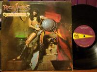 Rick James - Throwin' Down *SIGNED* (LP, 1982, Gordy 6005-GL) VG/G
