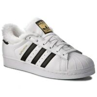 adidas Superstar Winter Sizes 4-4.5 White RRP £95 BNIB CP9630