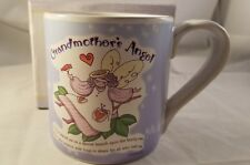 Grandmother's Angel 15 OZ Coffee Tea Mug Cup by PERUCHINI MICHEL EVERYBODY ANGEL