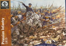 Waterloo 1815 1/32 Napoleonic Prussian Infantry 1815 # AP030