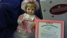 1994 Ashton Drake Galleries PRECIOUS IN PINK Porcelain Doll new in box w/ COA