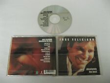 Jose Feliciano absolutely the best - CD Compact Disc