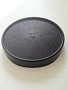 ** Zeiss Ikon 72mm Internal Diameter Front Push On Slip on Camera Lens Cap Cover
