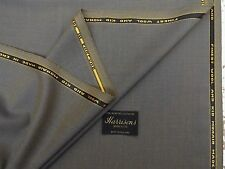 WOOL/KID MOHAIR, INK/ANTIQUEGOLD TWO TONE SUITING FABRIC, 3.5M - MADE IN ENGLAND