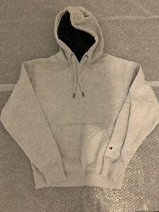 Vintage Champion Grey Hoodie