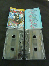 LOVE SAX RARE AUSSIE DOUBLE CASSETTE TAPE! ROXY MUSIC STYLE COUNCIL BEACH BOYS