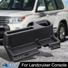 Centre Console Storage Box For Toyota LC70/71/76/77/79 Series LandCruiser Black