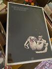 Vintage HARVEY EDWARD BILLY HORK GALLERIES BEVERLY HILLS CA 11 1/2 16 1/2 Poster