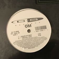 OM • Peace Of Mind • Vinile 12 Mix • C&S