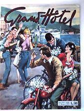 """ANNI 60 RIVISTA """"GRAND HOTEL"""" NARCISATA A COMO - 11 MAGGIO 1963  N.49"""
