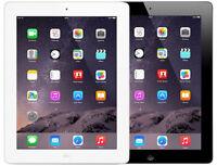 """Apple iPad 4 4th Gen 16GB Retina Display, Wi-Fi 9.7"""" - Black or White"""