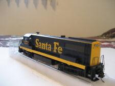 New Release Bowser HO Santa Fe U25B DCC no sound #1609