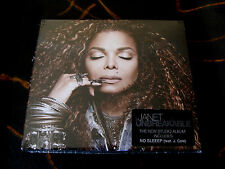 Slip Album: Janet Jackson : Unbreakable : Limited Edition Cover : Sealed