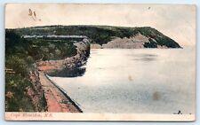 Postcard Canada Cape Blomidon Nova Scotia Vtg View E5