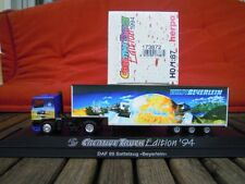 HERPA PC 173872 DAF 95 semi-remorque Beyerlein Creative TRUC Edition 1994,