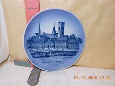 Royal Copenhagen , Ribe Domkirke Plate - No Damage!