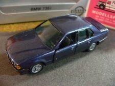 1/43 Gama BMW 735i dunkelblaumetallic 81107