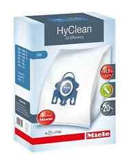 2  Packungen ORIGINAL MIELE Staubbeutel HyClean GN 3D efficiency