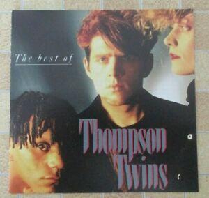 Thompson Twins The Best Of Thompson Twins 1991 UK 15 Track CD Album