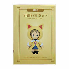 Final Fantasy XIV Volume 3 Minion Krile Mini Figure NEW Toys Collectibles FF14