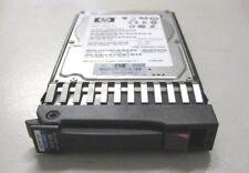 "HP 500GB 6G 7.2K RPM SAS 2.5"" Hard Drive MM0500FAMYT 507609-001 508009-001 Caddy"