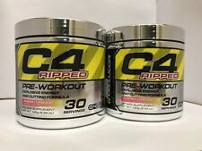Cellucor C4 Ripped Pre-Workout 60 Servings Cherry Limeade FREE SHIP