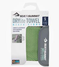 Sea to Summit DryLite Micro Towel Small 40x80cm, Green