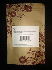 Organic Spirulina Tablets 200 x 250mg Superfood Detox beauty Supplement Powder