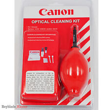 Professional Lens 7-in-1 Cleaning Kit For Canon Nikon Olympus Sony Pentax Red
