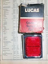 NOS Lucas L/H Reflector 57148. 1967-1971 Rover 2000 TC ----->