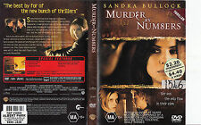 Murder By Numbers-2003-Sandra Bullock-Movie-DVD