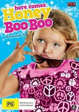 Here Comes Honey Boo Boo : Season 1 (DVD,2 Disc) ~ NEW & SEALED ~ Fast Shipping
