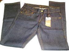 $196 - W31/ L33 Tag+ Women Denim Jeans straight leg