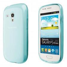 Samsung Galaxy S3 mini i8190 i8200 Protective TPU funda de silicona de gel cover