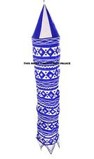 Indian Cotton Hippie Lampshade New Style Embroidered Lawn Garden Decor Lamps