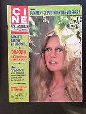 CINE REVUE 1979 N°35 brigitte bardot jean yanne william wyler peter yates