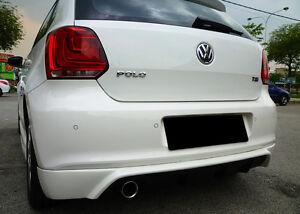 FALDON TRASERO VW POLO 5 6R ( 2009-2014 )