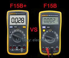 New!FLUKE 15B+ F15B+ Digital Multimeter Meter USA Seller